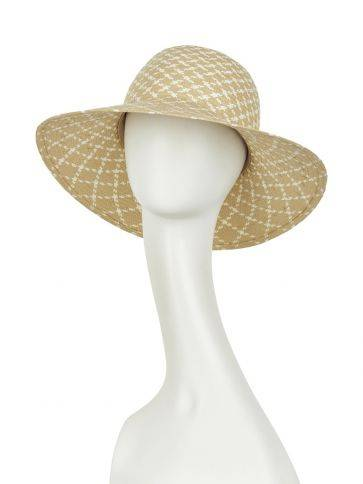 Surya straw hat - Solbeskyttelse