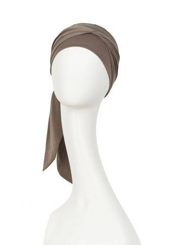 B.B. Beatrice turban with ribbons Shop
