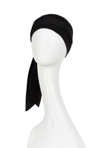 B.B. Beatrice turban with ribbons - Body Balance