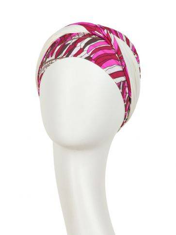 Shakti turban - printed - SALE