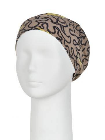 Petite Tiger - Str. 6-12 år Petite Peanut Headwear