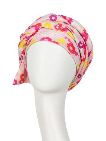 Sapphire Boho Turban set Boho Spirit Headwear