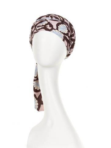 Sapphire - Boho Turban Set - Boho Spirit Headwear