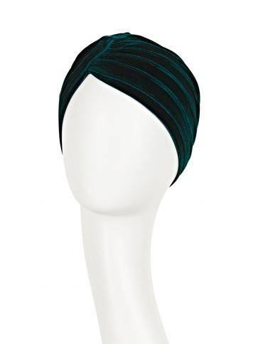 Pearl - Boho Turban - Velvet - Shop kvalitet