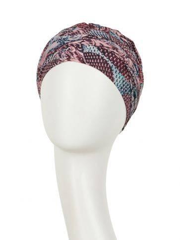 Sapphire Turban - Boho Spirit Headwear