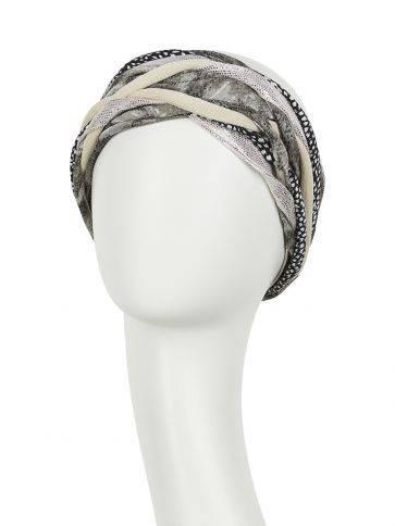 Scarlett -  Boho Turban Set - Boho Spirit Headwear