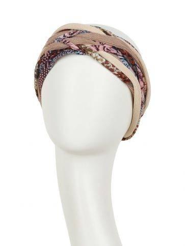 Scarlett Turban Set - Boho Spirit Headwear